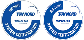 TUV NORD System Certifications - ISO 9001 & ISO 27001